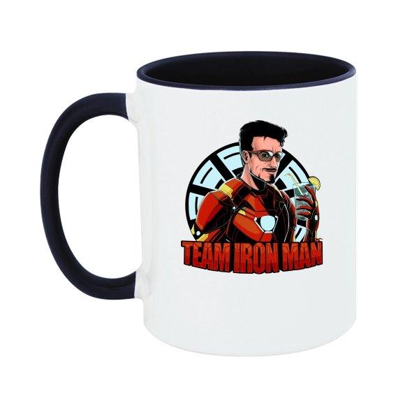 Чашка Команда Железного Человека