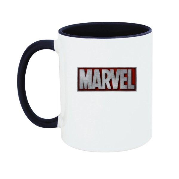 Чашка Marvel 3D