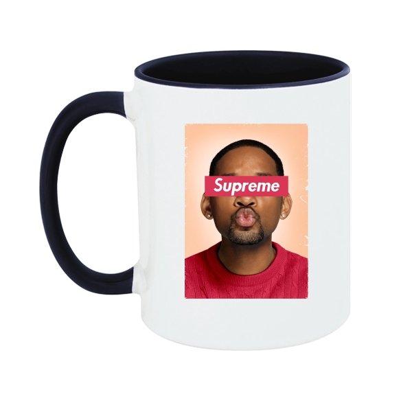 Чашка Supreme Will Smith