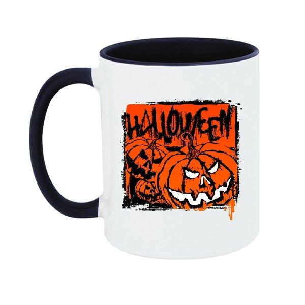 Чашка Страшный Хэлоуин