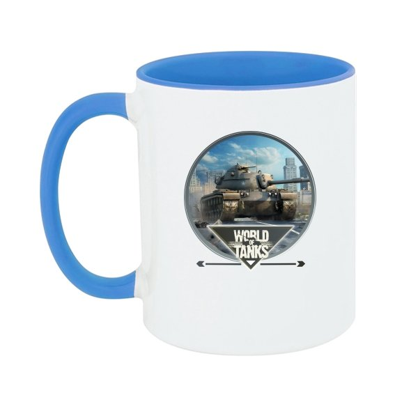 Чашка World of Tanks прицел