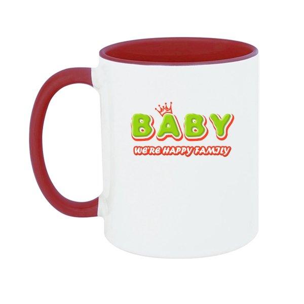Чашка Ребенок счастливой семьи