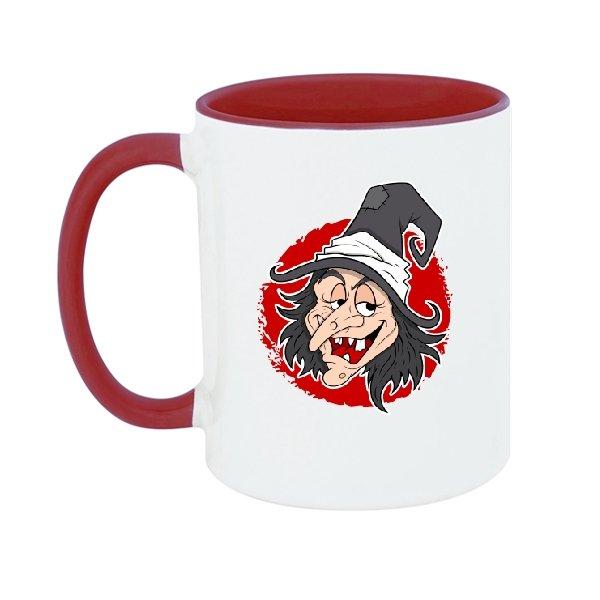 Чашка С Ведьмой