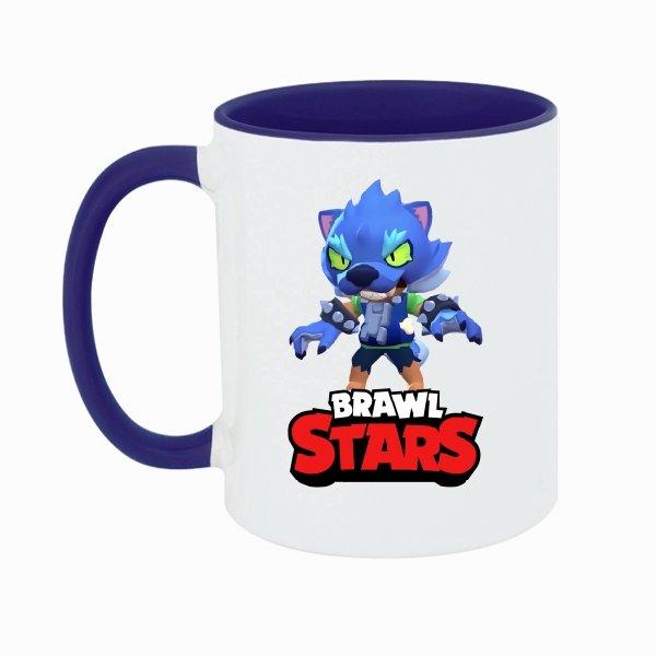 Чашка Brawl Stars Werewolf