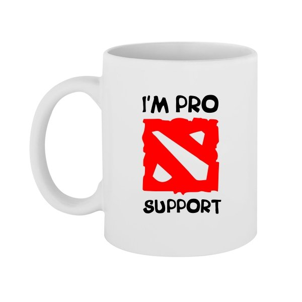 Чашка Im pro support