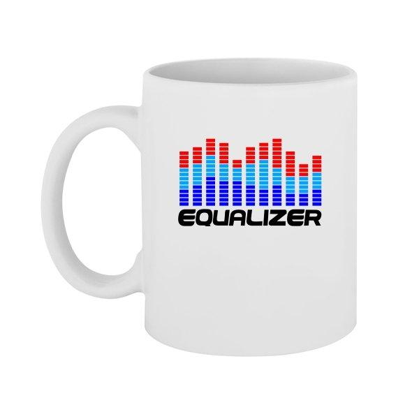 Чашка Графический Эквалайзер