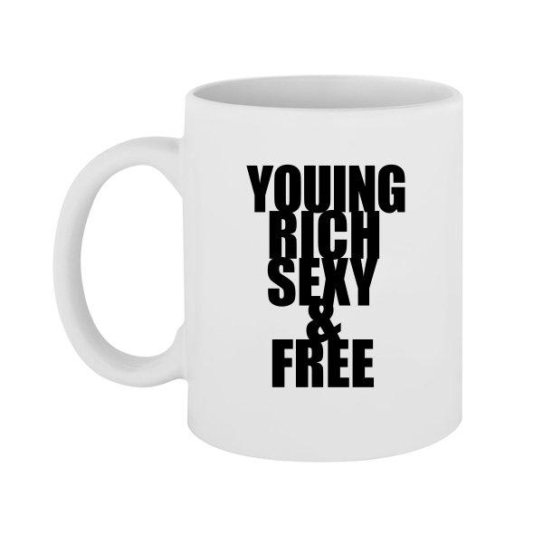Чашка Youing rich sexy free