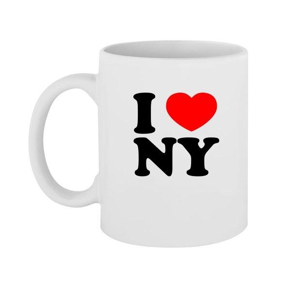 Чашка I Love Ny