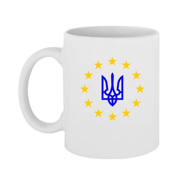 Чашка Евро Украина