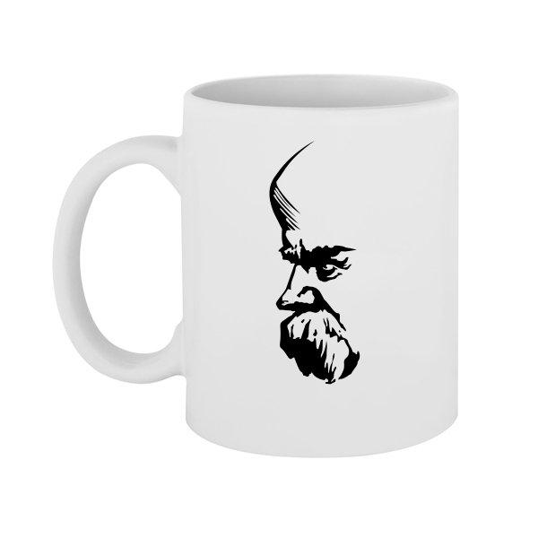 Чашка Профиль Тараса Шевченко
