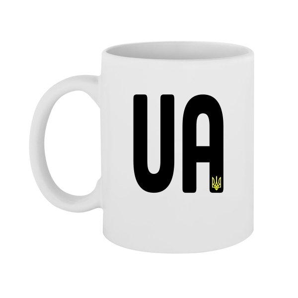 Чашка UA