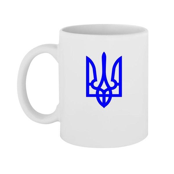 Чашка Трезубец