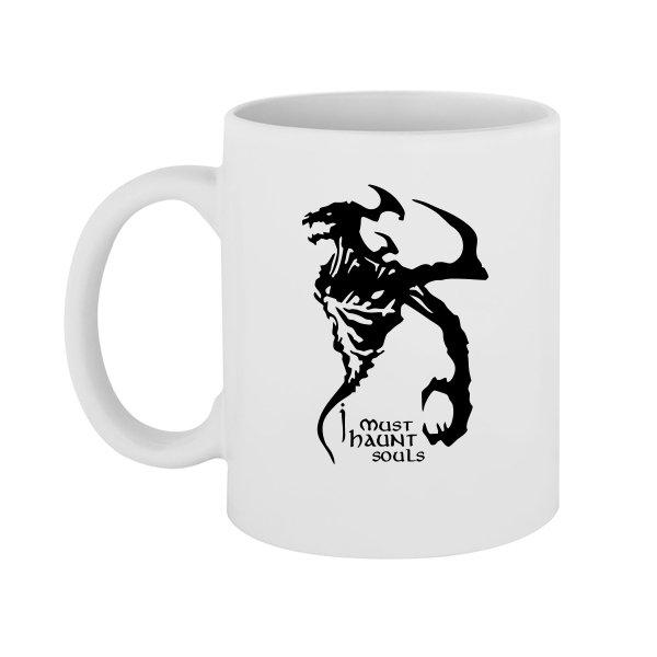 Чашка Nevermore Dota 2