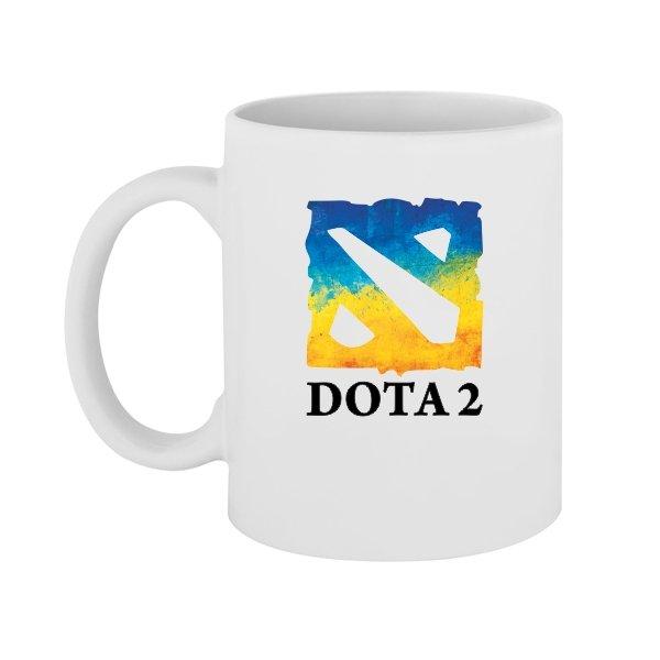 Чашка Dota 2 Ukraine Team