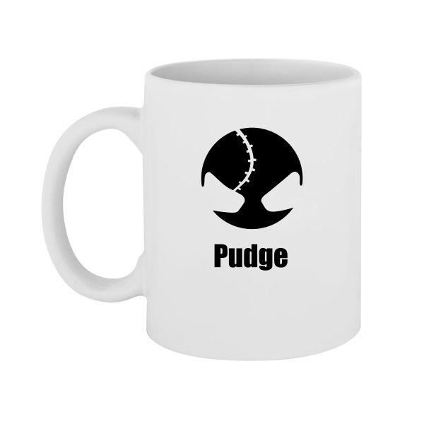 Чашка Pudge