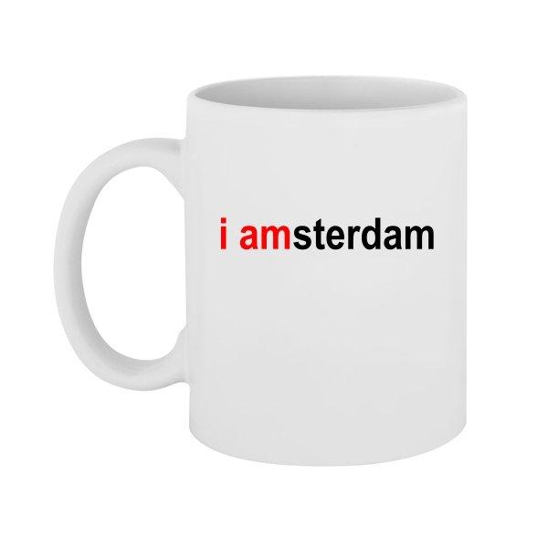Чашка I Amsterdam