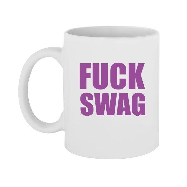 Чашка Fuck Swag