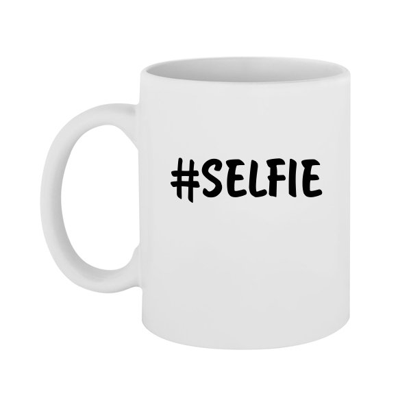 Чашка Selfie