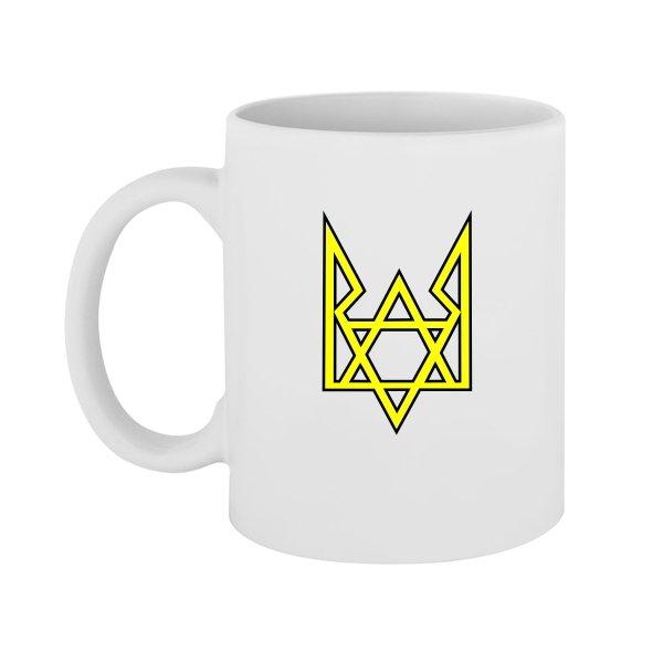 Чашка Трезубец Звезда