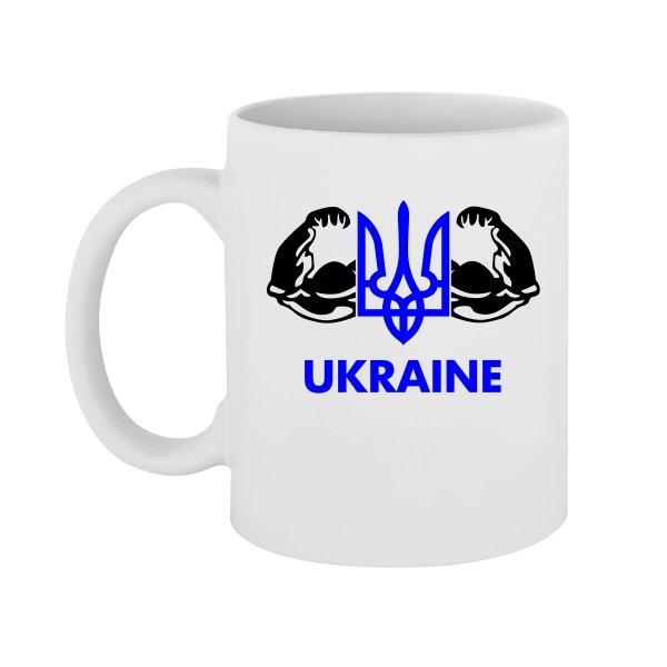 Чашка Сильна Україна