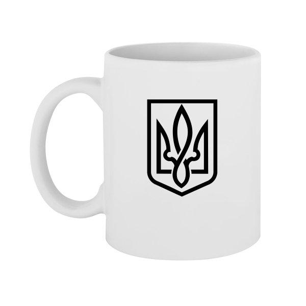 Чашка Український Тризубець