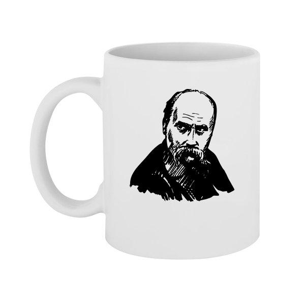 Чашка Тарас Шевченко