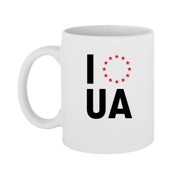 Чашка Объединение с Евросоюзом