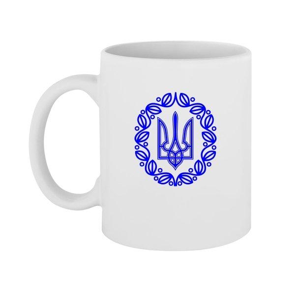 Чашка С символикой Украины