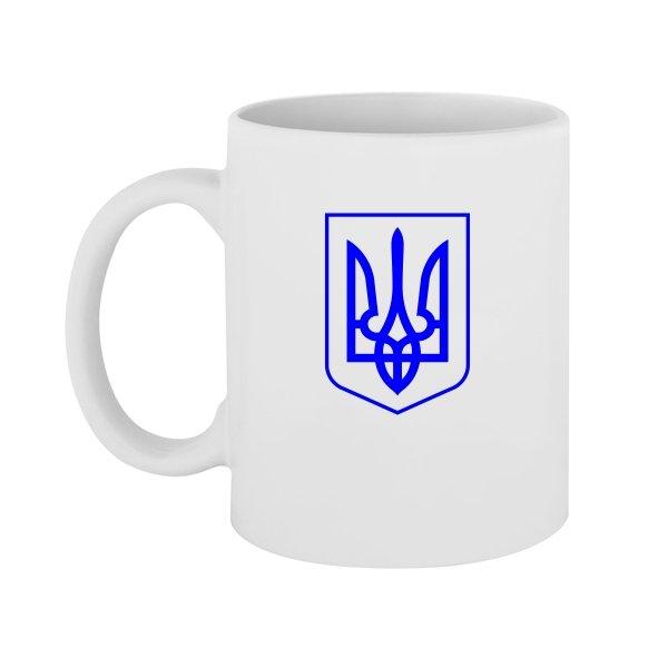 Чашка Герб Украины