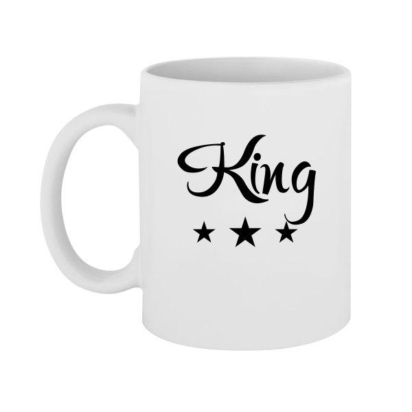 Чашка Король