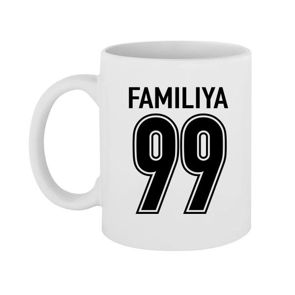 Чашка Фамилия с Номером