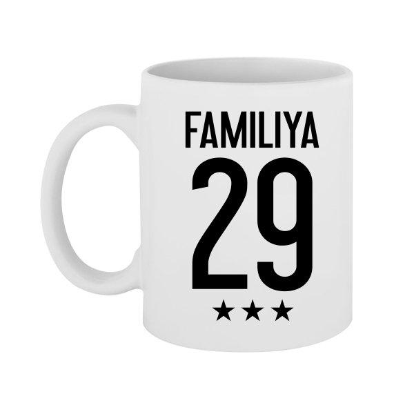 Чашка Звездная Фамилия