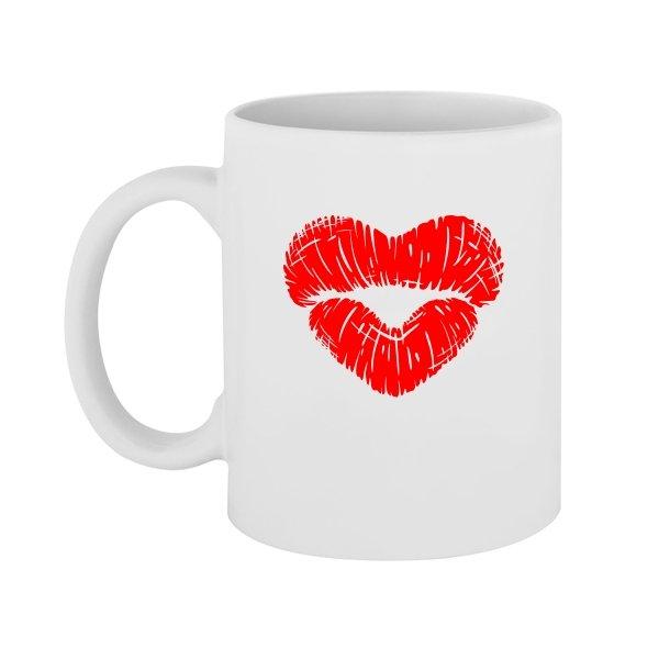 Чашка Губы