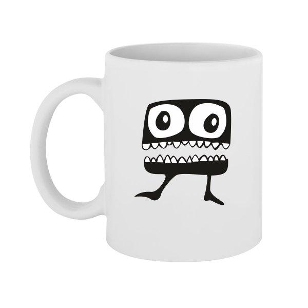 Чашка Зубастик