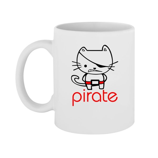 Чашка Пират