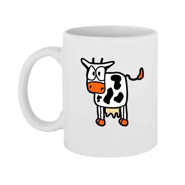 Чашка Корова