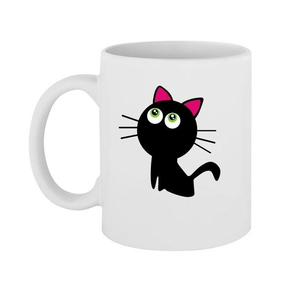 Чашка Котенок