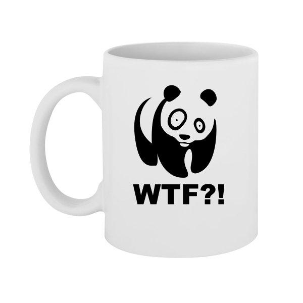 Чашка WTF