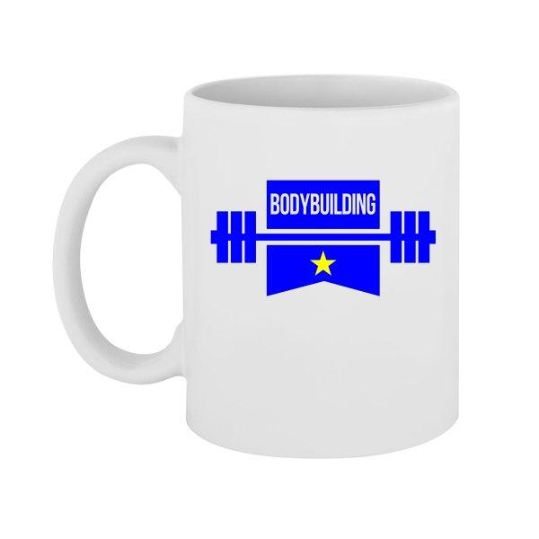 Чашка Звезда Бодибилдинга