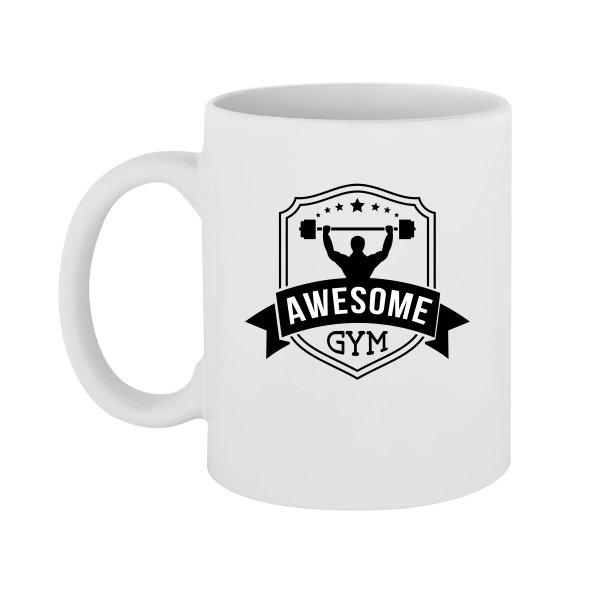 Чашка Awesome Gym