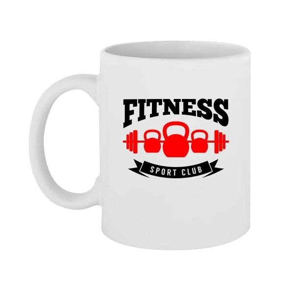 Чашка Fitness Sport Club