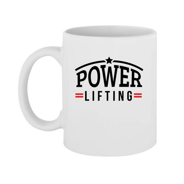 Чашка Power Lifting