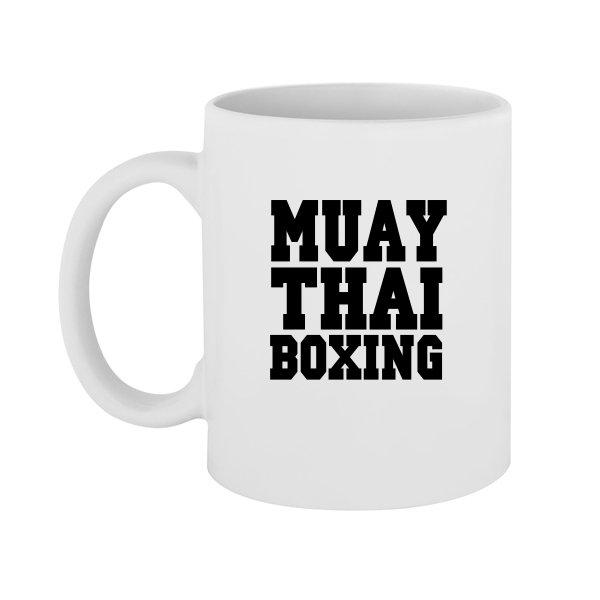 Чашка Muay Thai Boxing