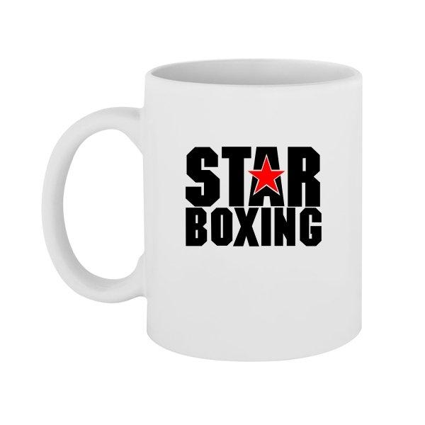 Чашка Звезда Бокса