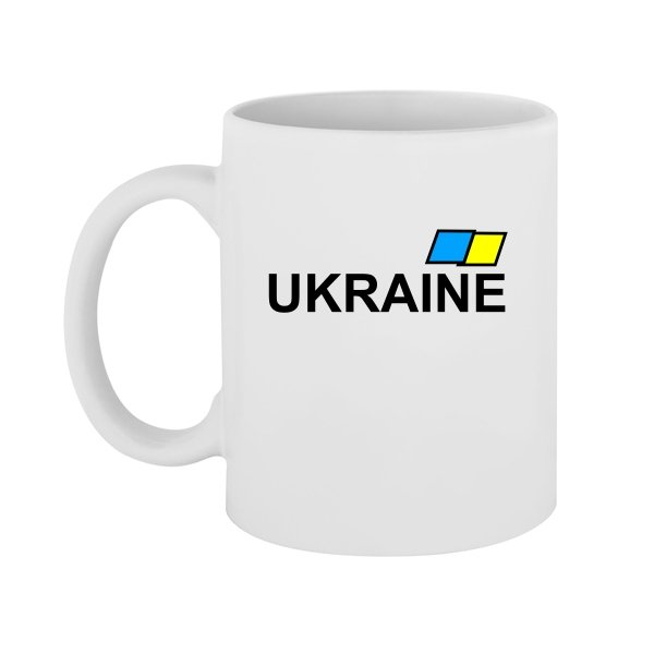Чашка Ukraine