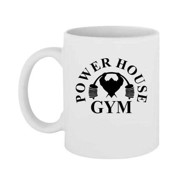 Чашка Power House Gym