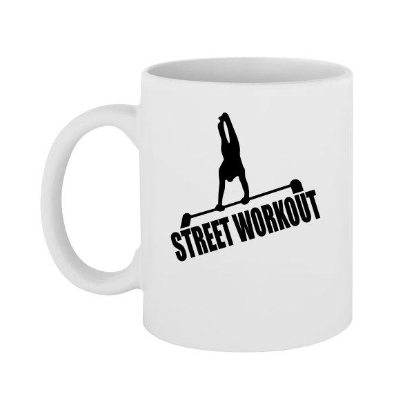 Чашка Street Workout Турник