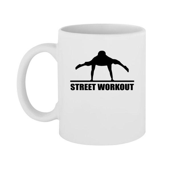Чашка Street Workout Стойка