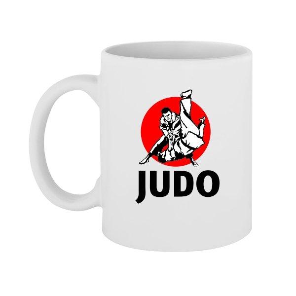 Чашка Дзюдо
