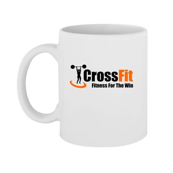 Чашка CrossFit